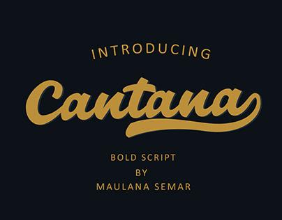 Canta Script Bold- Update