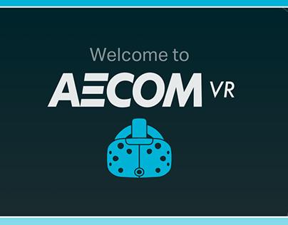 Aecom VR: HTC Vive
