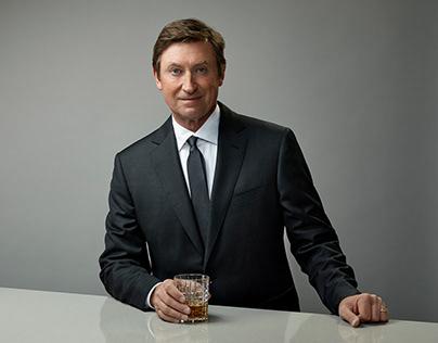Wayne Gretzky No. 99 'Red Cask' Canadian Whisky