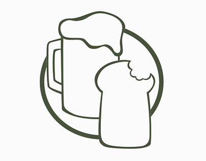 Eat Me. Drink Me. Logo