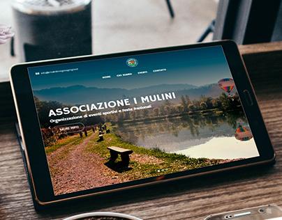 I Mulini | Website