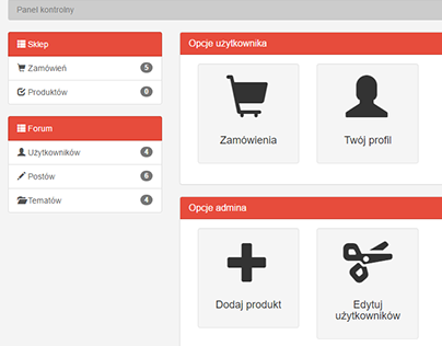 PHP Webshop and forum