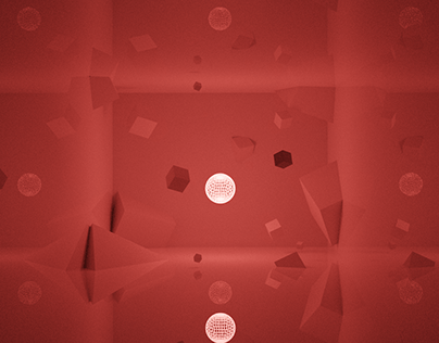 COSMOS IN A CUBE (3d concept renders)