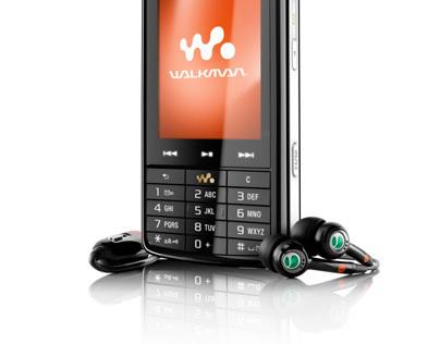 Sony Ericsson – W960 Walkman™