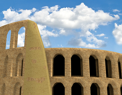 Simple Colosseum