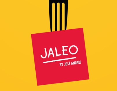 Jaleo Tour of Spain logo