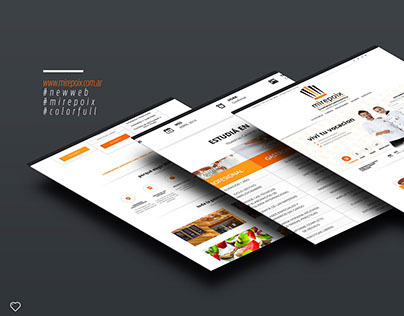 Mirepoix Escuela Culinaria Website