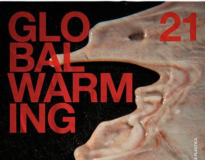 Global Warming - ADV for GEASHOP