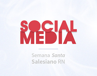 Social Media | Semana Santa - Salesiano RN