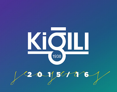 Kigili 2015-2016 Season Concepts