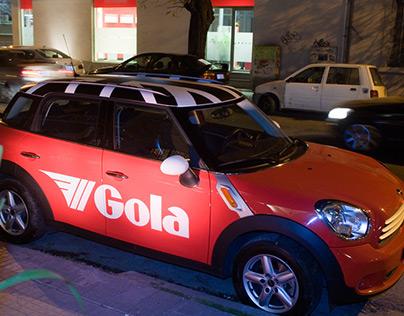 Gola - Lanzamiento en Uruguay