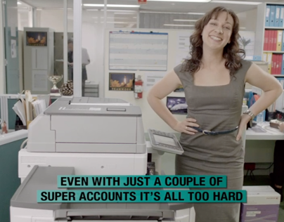 Suncorp - Everyday Super Campaign