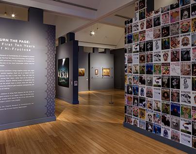 PR & Marketing Campaign Traveling Exhibit Virginia MOCA