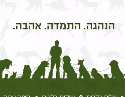 be leader dog training
