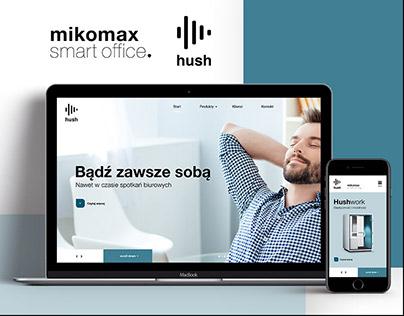 Mikomax / Hush