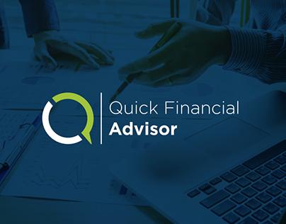 Identidad Corporativa Quick Financial Advisor