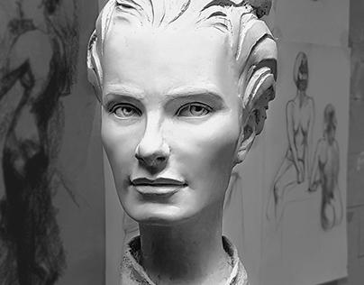 Karina's portrait