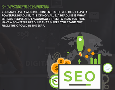 6 essential element of a good seo