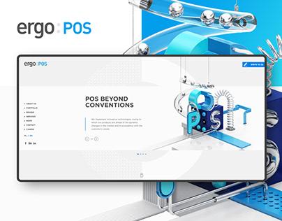 ERGO POS / WebDesign & Development, Promotional Video