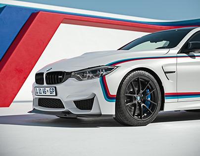 BMW M4 CS Full CGI