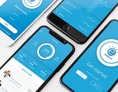 Enrich health app moc