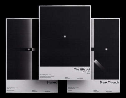 The Little Dot   Poster Series