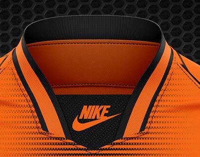 Kit concept AS Excelsior de St Joseph Réunion Nike foot