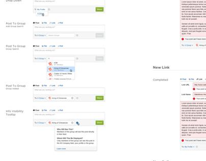 Salesforce Chatter: Desktop Publisher