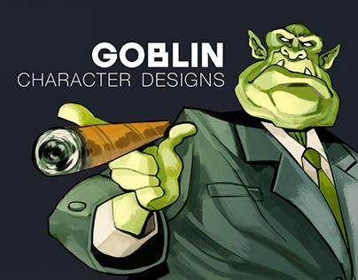Goblin (Character Designs)