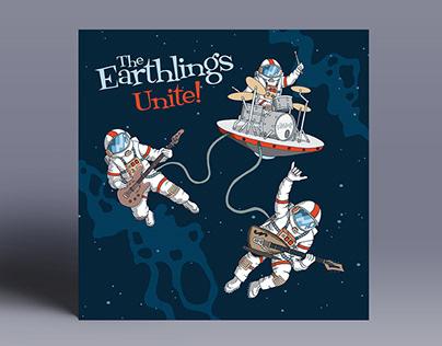 The Earthlings Album Cover