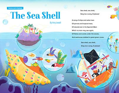 Poem Illustration for Storymagazine -