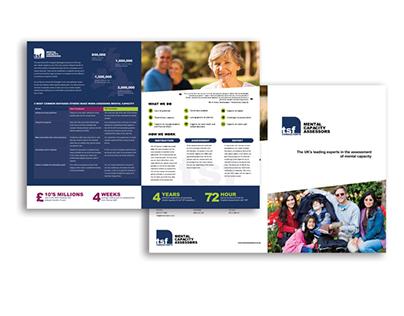 TSF Consultants - Brochure Design
