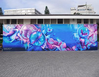 Chrysalis | Sea Point Mural