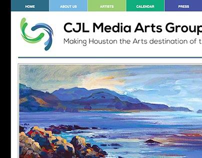 CJL Media website