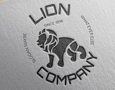 Mascot, logo, trend, vintage, lion, coolest, branding