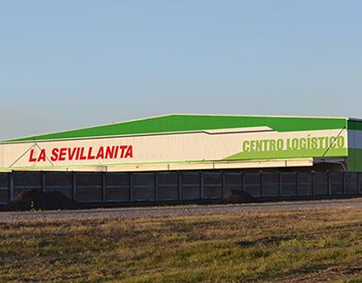 La Sevillanita: Galpones