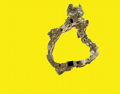 RENDER-BUXX Ring