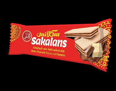 chocolate Sakalans