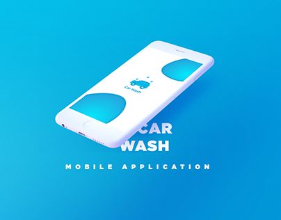 Car Wash - Mobile Application