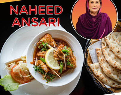 Pakistani Cheff