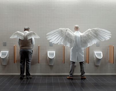 Volkswagen Wings - Super Bowl Ad
