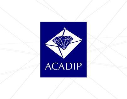 ACADIP logo design