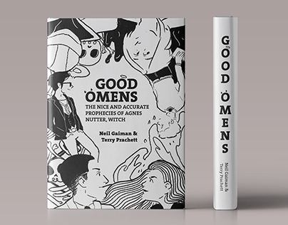 Livro Good Omens