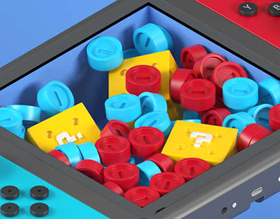 Nintendo Switch Colors