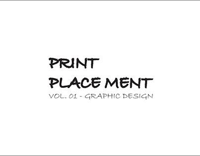 Print Placement - Graphic Designing