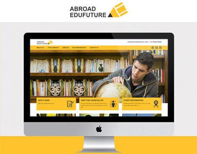 ABROAD EDUFUTURE WEBSITE