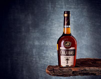 Authentic Moldovan Brandy Redesign - Călărași Legenda