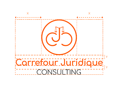 Logotype Carrefour Juridique Consulting