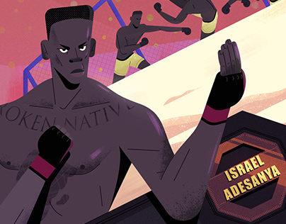 Master of Craft - Israel Adesanya