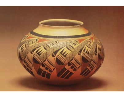 Hopi: Visions in Clay